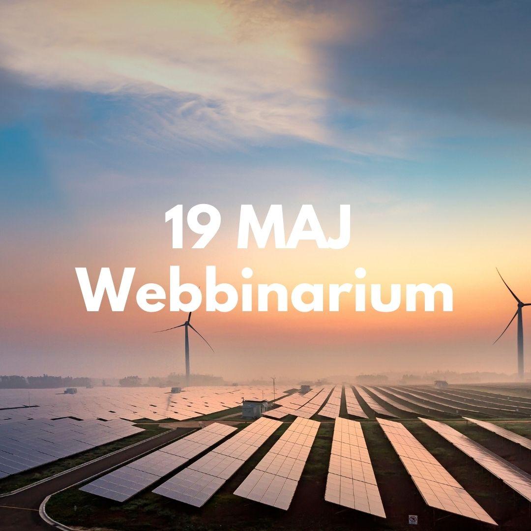 Webbinarium: Mikronätets roll i framtidens energisystem
